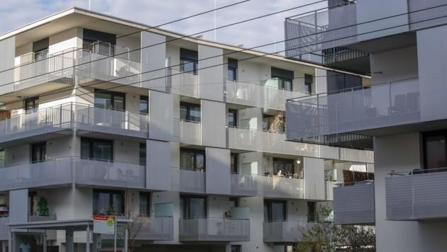 Bis 2024 sollen 500 billige Sozialwohnungen gebaut werden. (Bild: Tschepp Markus)