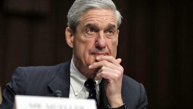 Sonderermittler Robert Mueller (Bild: AFP/Getty Images North America/Alex Wong)