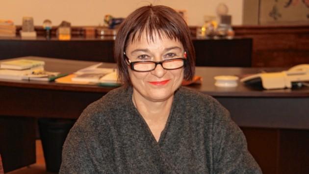 Die steirische Patientenombudsfrau Renate Skledar (Bild: Jauschowetz Christian)