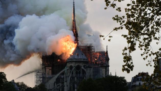 (Bild: APA/AFP/Francois Guillot)