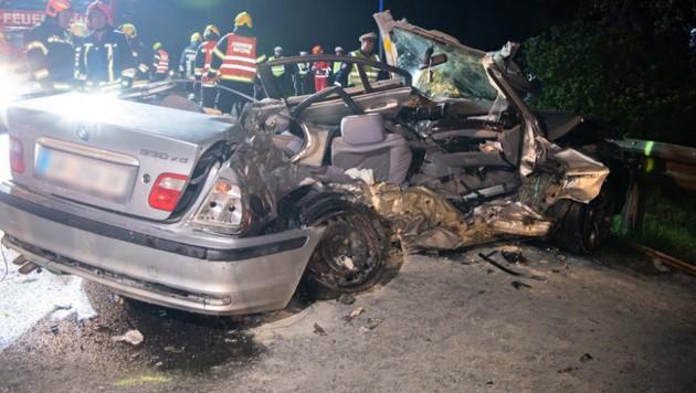 Erst am Palmsonntag forderte ein Unfall in Rutzing drei Tote. (Bild: Werner Kerschbaummayr)