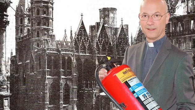 Stephansdom Bekommt Ein Dutzend Neue Rauchmelder Kroneat