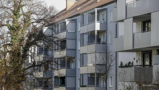 Die Stadt besitzt 1700 Wohnungen. In den vergangenen Jahren wurden unter Stadtchef Heinz Schaden 300 verkauft. (Bild: Tschepp Markus)