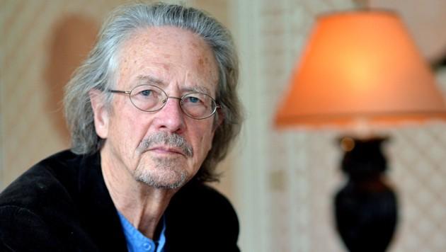 Peter Handke (Bild: APA/Barbara Gindl)