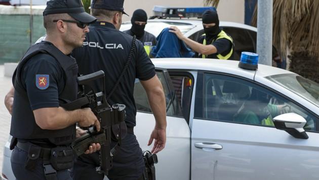(Bild: AFP/Blasco de Avellaneda (Symbolbild))