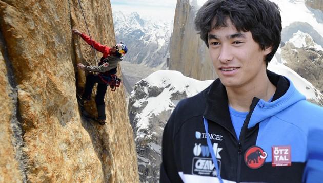Lawinendrama: Bangen um Kletterlegende David Lama
