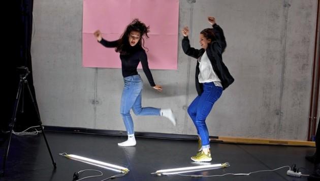 Urban Dance Szene im Rockhouse (Bild: Urban Dance/Rockhouse)
