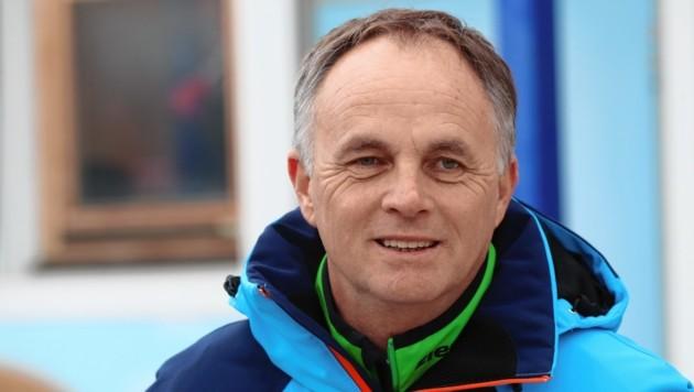 Karl Schmidhofer (Bild: Sepp Pail)