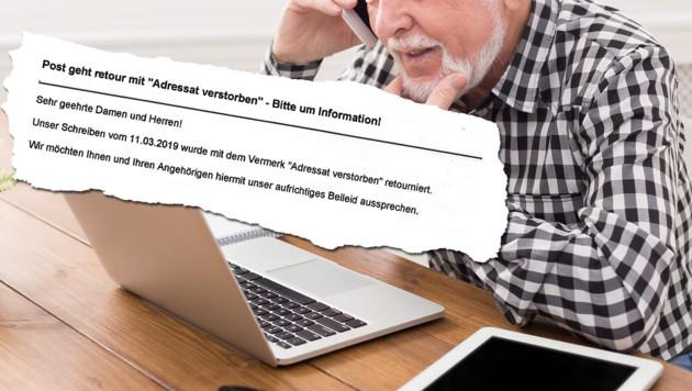 """(Bild: """"Krone"""", stock.adobe.com, krone.at-Grafik)"""