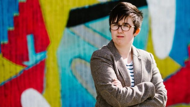Die getötete Journalistin Lyra McKee (Bild: JESS LOWE PHOTOGRAPHY)