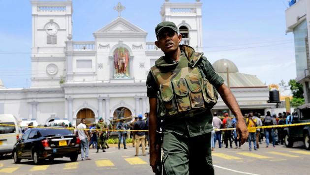 Terrorangriff auf Christen am Ostersonntag