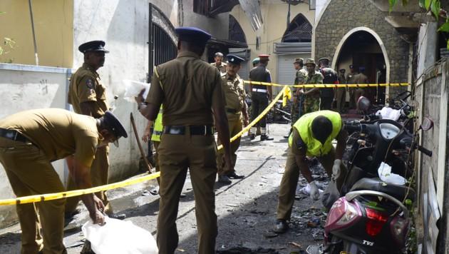 Die Anschlagserie von Sri Lanka und ihre Folgen