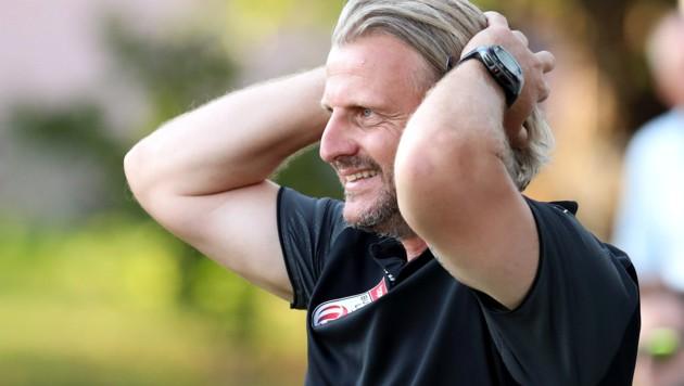 Hartberg-Trainer Markus Schopp (Bild: GEPA)