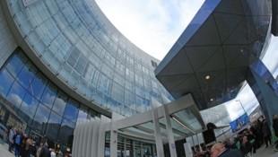 Das fertiggestellte KH Nord, jetzt Klinik Floridsdorf (Bild: Peter Tomschi)