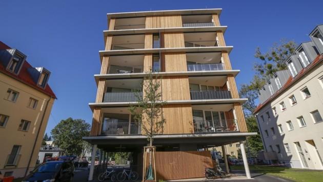 Die Politik will mehr Wohnungen, wie viele lässt sie offen. (Bild: Tschepp Markus)