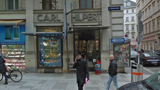 (Bild: Screenshot Google Street View)