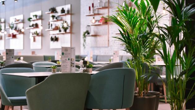 Merkur betreibt im Welas-Park auch ein eigenes Restaurant. (Bild: Markus Wenzel)