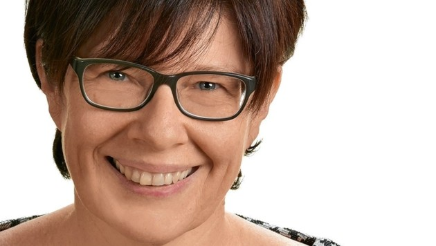 Andrea Seel ist neue Rektorin der Kirchlichen Pädagogischen Hochschule. (Bild: foto@gabimoser.at)