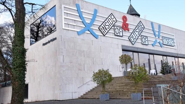 Die Fotosammlung des Bundes liegt im Museum der Moderne. (Bild: LMZ/Neumayr)