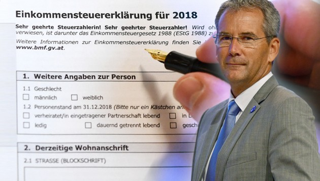 (Bild: APA/Helmut Fohringer, APA/Hans Punz, krone.at-Grafik)