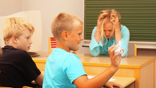 Der Druck an steirischen Schulen nimmt zu (Bild: ©Woodapple - stock.adobe.com)