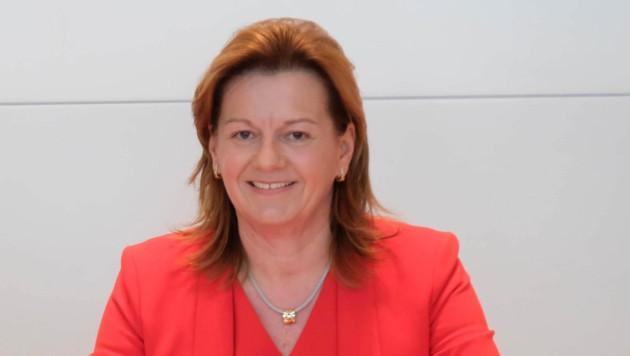 Karin Hörzing, SP-Vizebürgermeisterin (Bild: Horst Einöder)