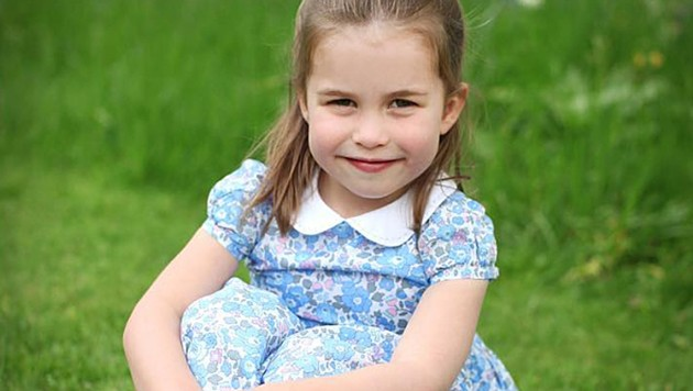 Prinzessin Charlotte (Bild: instagram.com/kensingtonroyal)
