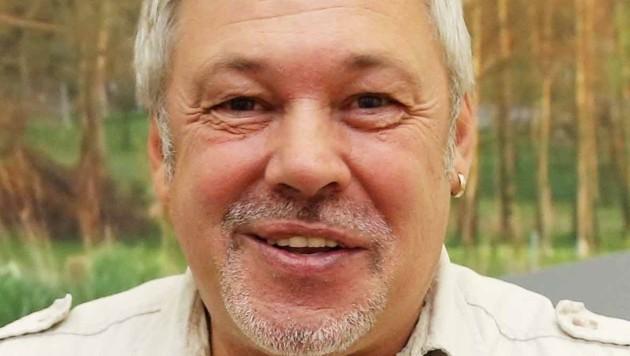 Der renommierte Reptilien- und Amphibienexperte Werner Stangl (Bild: Jürgen Radspieler)