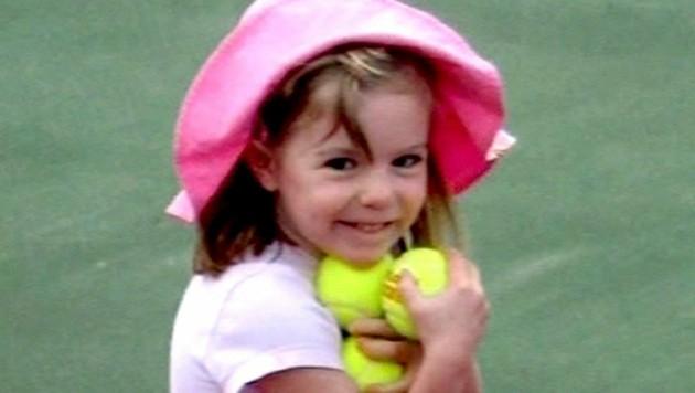 Maddie McCann wird seit 2007 vermisst (Bild: dpa)