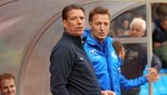 Trainer und Sportdirektor in Personalunion: Christian Ziege (Bild: Daniel Krug sen.)