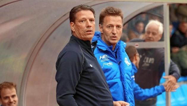 Trainer und Sportdirektor in Personalunion: Christian Ziege
