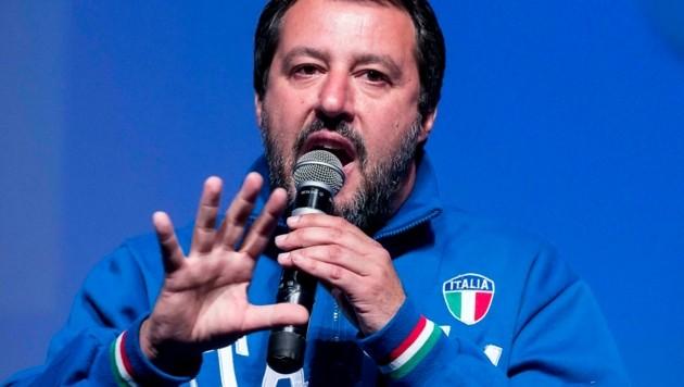 Matteo Salvini (Bild: ANSA)