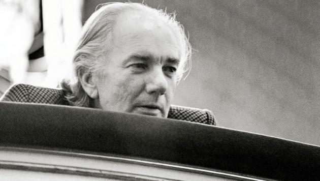 Literatur-Provokateur Thomas Bernhard (1988 im Wiener Burgtheater)