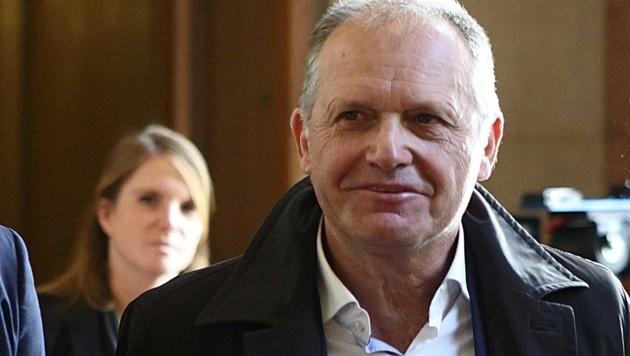 Ex-Minister Ernst Strasser (Bild: HEINZ-PETER BADER)