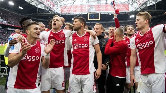 Liga-Start ja, aber Zuschauer nein? (Bild: APA/AFP/ANP/Olaf Kraak)