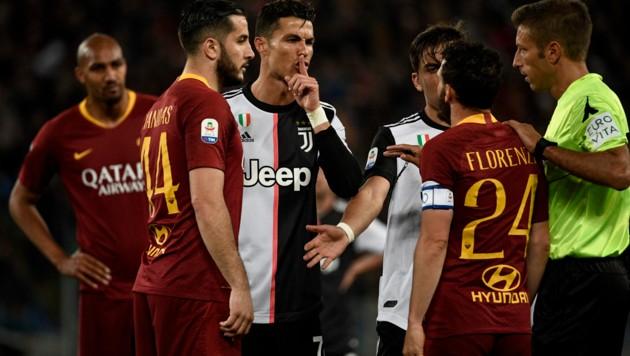 (Bild: APA/AFP/Filippo MONTEFORTE)