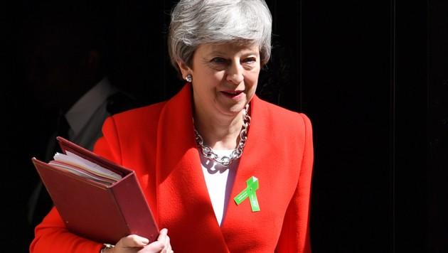 Theresa May (Bild: AFP)