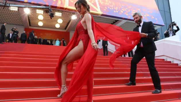 Alessandra Ambrosio (Bild: AFP)
