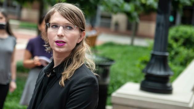 Chelsea Manning (Bild: AFP )