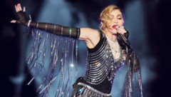 Madonna (Bild: Li lewei / AP / picturedesk.com)