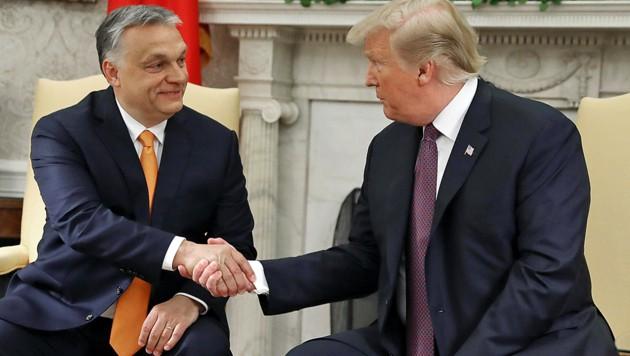 Orban modernisiert seine Armee mit US-Waffen