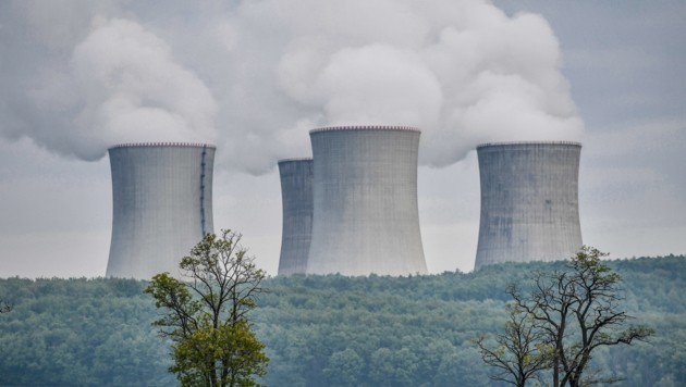 Nicht nur die Atomreaktoren in Grenznähe stellen für Oberösterreich eine große Gefahr dar (Bild: © Harald Dostal)