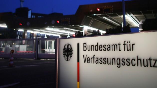 Das Bundesamt für den Verfassungsschutz in Köln (Bild: APA/dpa/Oliver Berg)