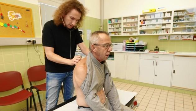 Patrick Killmaier leitet das Gesundheitszentrum Mariazell (Bild: Jürgen Radspieler)