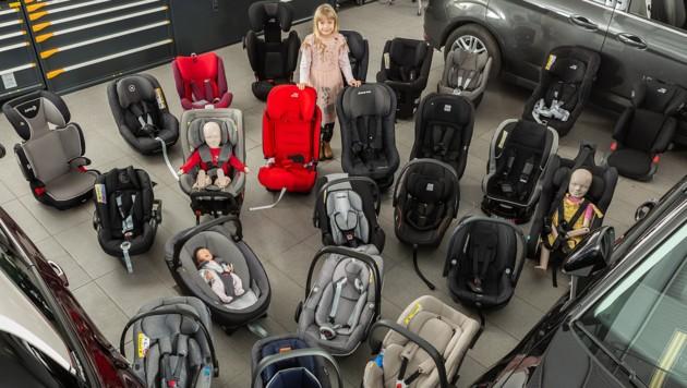 Auto-kindersitze & Zubehör KöStlich Maxi Cosi Babyschale Auto-kindersitze