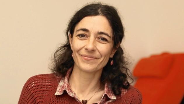 Sandra Krautwaschl (Grüne) (Bild: Juergen Radspieler)