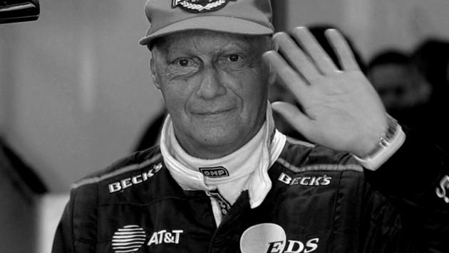 Niki Lauda wird im Stephansdom aufgebahrt