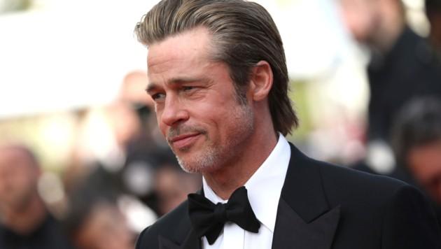 Brad Pitt (Bild: Vianney Le Caer/Invision/AP)