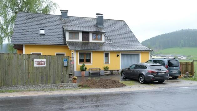 Das Tierschutzhaus liegt ideal, hat keine direkten Nachbarn (Bild: Einöder Horst)
