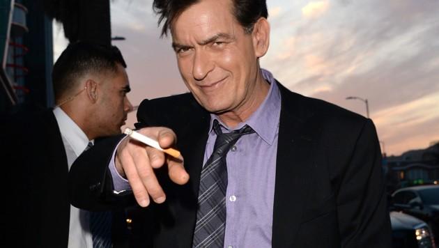 Charlie Sheen (Bild: 2013 Getty Images)